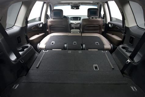 infinity 7 seater 2013 infiniti jx 7 seater crossover debuts at 2011 los