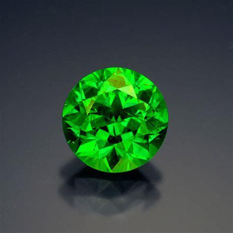 gemstone spotlight demantoid garnet finds is a