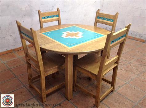 southwestern dining table stocktonandco