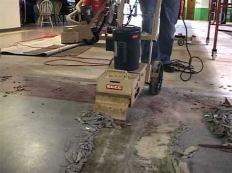 See The EDCO Tile Shark (Tile Remover) In Action   YouTube