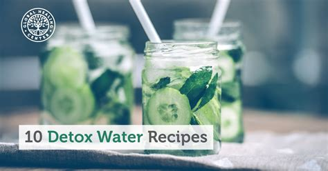 Detox Centers For Food by Enjoy These 10 Detox Water Recipes All Year