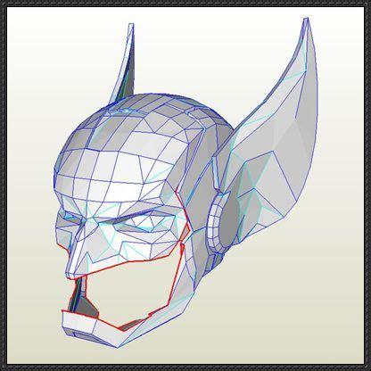 paper helmet template wolverine helmet papercraft free http www
