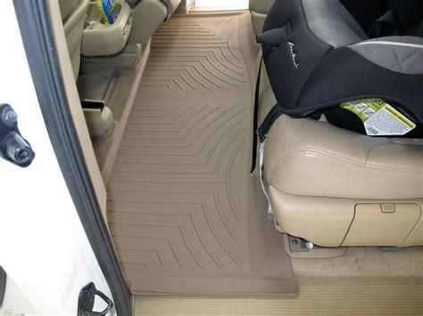 2006 Honda Odyssey Floor Mats by 2007 Honda Odyssey Floor Mats Weathertech
