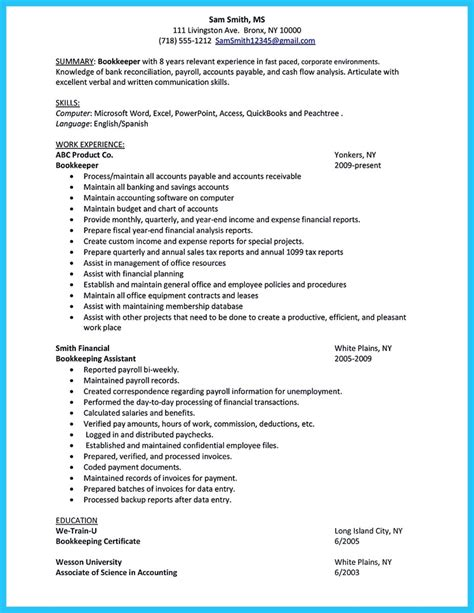 Resume Sles For Accounts Payable Specialist Best Account Payable Resume Sle Collections