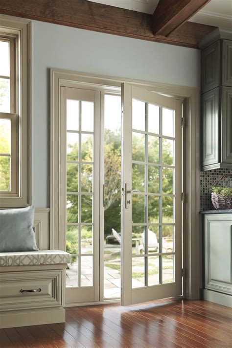 swing french french in swing patio door