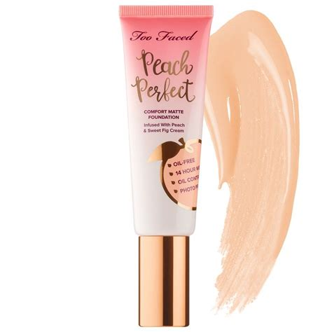 peaches comfort collection best 10 matte foundation ideas on pinterest best matte
