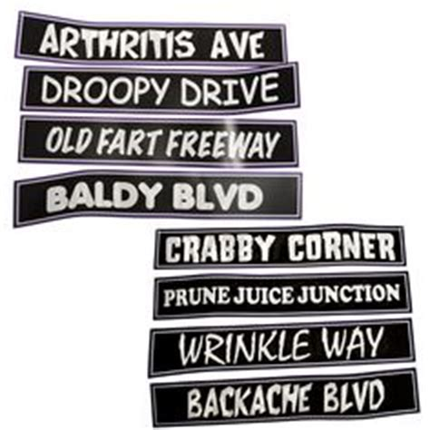 printable over the hill road signs 1000 images about over the hill party ideas on pinterest
