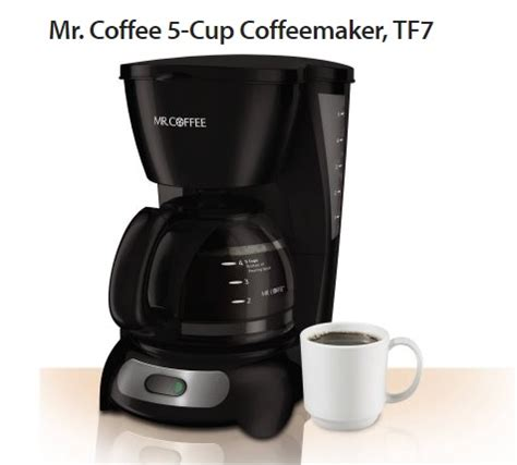 Coffee Maker V 60 mr coffee 5 cup coffee maker only 5 60