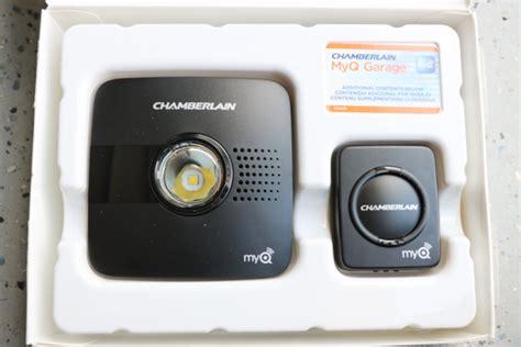chamberlain myq garage door opener review sincerely d