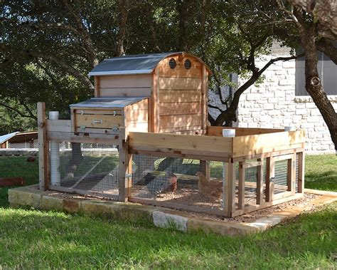 Round Top Backyard Chicken Coop Urban Coop Company Best Chicken Coop Design Backyard Chickens