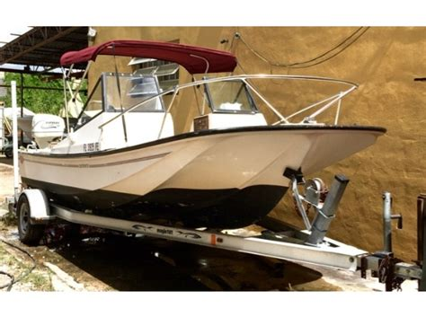 boats comparable to boston whaler mckee craft boats for sale
