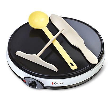 Dijamin Bistro Crepe Marker cuisine 174 electric crepe maker bed bath beyond