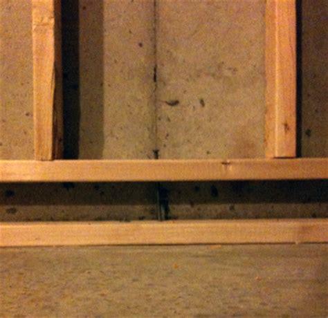 floating walls basement remodel weatherimagery