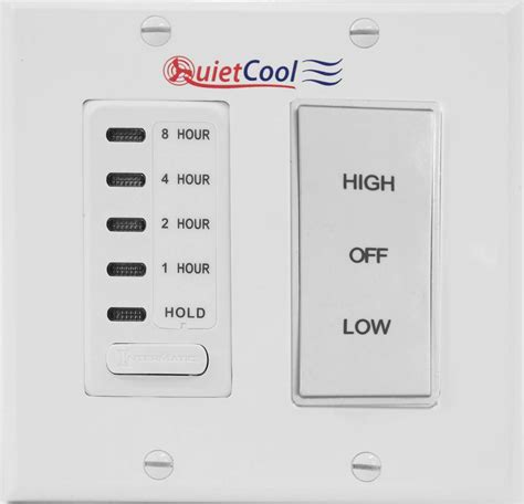 whole house fan control quietcool stealth pro whole house fans whole house fan