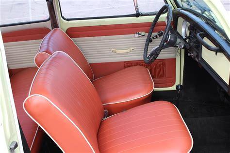 vw beetle seats 1970 1970 volkswagen beetle coupe 184541