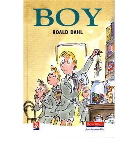 boy tales from the sidelines of an childhood books boy tales of childhood roald dahl 9780435123000