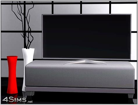 Smart Oled Tv Placeable Anywhere For Sims 3 4sims