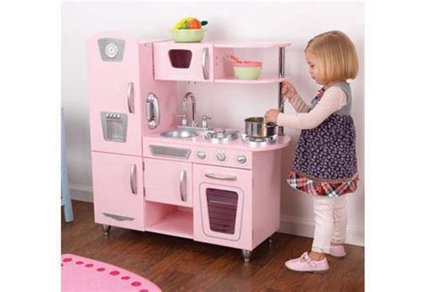 Kidkraft Vintage Kitchen In Pink by Play Kitchens Zen Cart The Of E Commerce