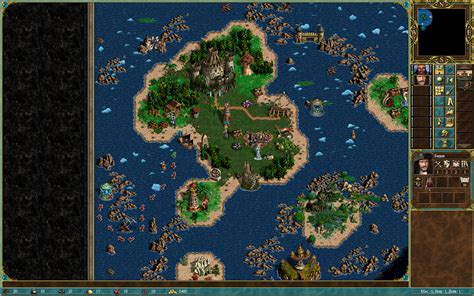 heroes 3 africa map mods heroes of might and magic 3 hd mod v3 37f