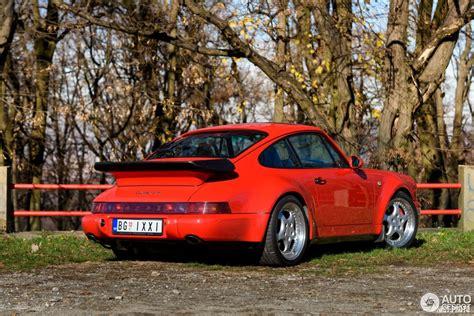 Porsche 964 Turbo S by Porsche 964 Turbo S 3 6 16 November 2016 Autogespot