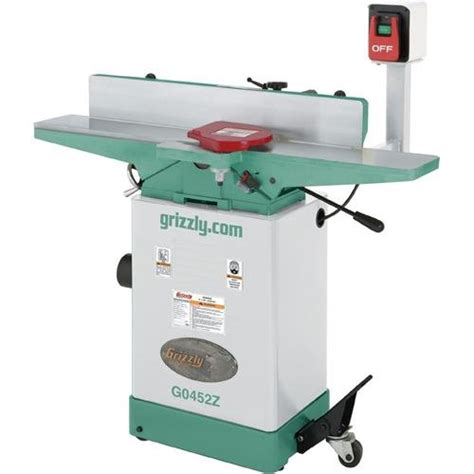 woodworking jointer reviews review of a jointer with grizzly sharp teeth by