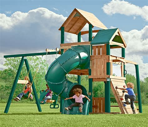 playground swing sets playground sets equipment the home depot