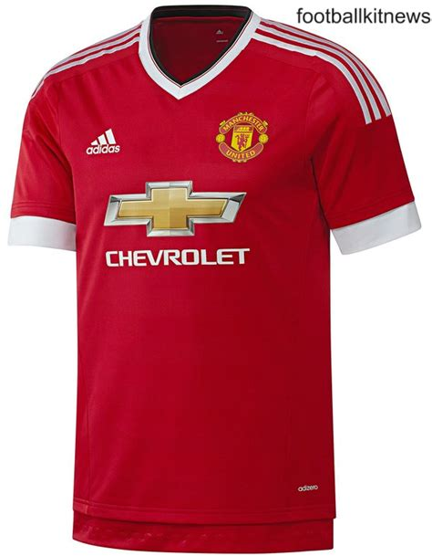 Jumper Mu Manchester United 1516 new manchester united home kit 15 16 utd adidas home
