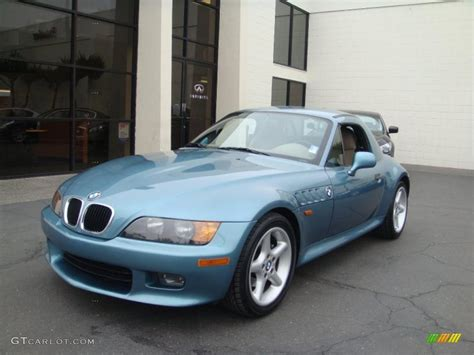 1998 atlanta blue metallic bmw z3 2 8 roadster 44203323 gtcarlot car color galleries