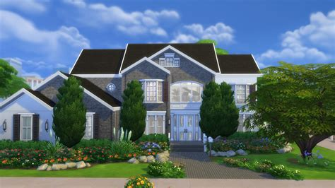 4 family homes the sims 4 gallery spotlight houses and community lots