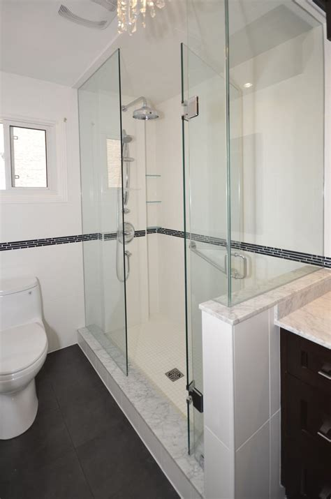 knee wall bathroom bathroom shower with knee walls 2017 2018 best cars reviews