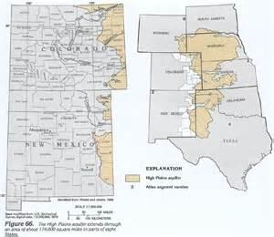 high plains map ha 730 c high plains aquifer introduction