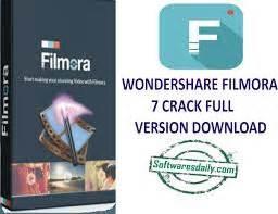 wondershare filmora full version download wondershare filmora 7 crack full version download