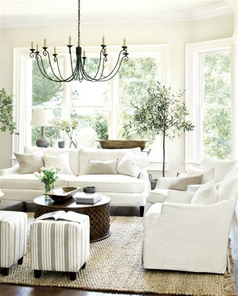White Living Room by 36 Charming Living Room Ideas Decoholic