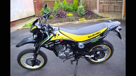 Suzuki Dr125 Suzuki Dr125 Sm K9 My Modifications Since Buying The