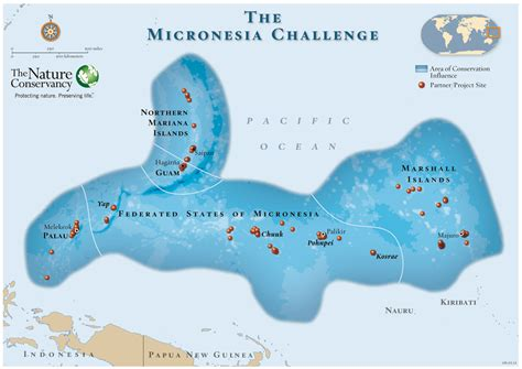 micronesia map explore the environment in micronesia the nature conservancy