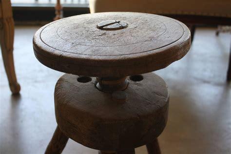 Artist Stool Adjustable by Vintage Adjustable Artist Stool At 1stdibs
