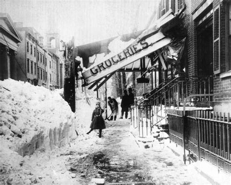 worst snowstorm in history 1888 historic u s blizzards pictures cbs news