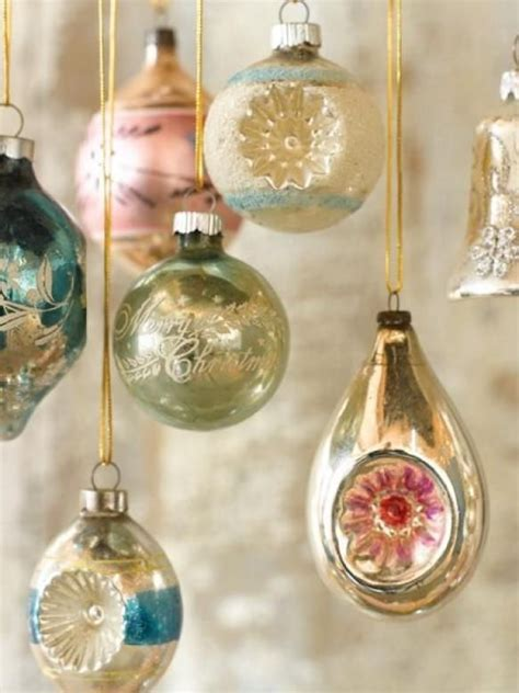 best 25 vintage christmas ornaments ideas on pinterest