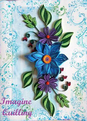 imagine fiori 5475 best images about quelling on quilling