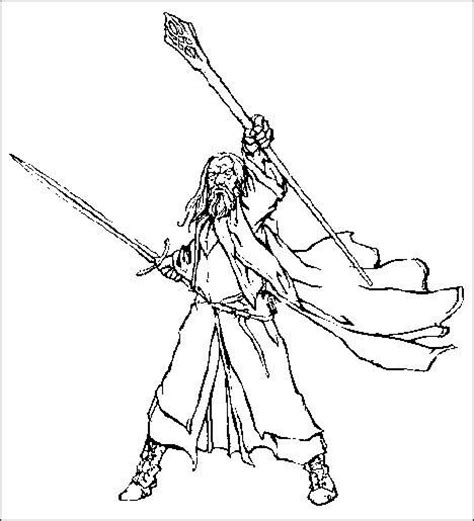 middle earth coloring pages coloring pages lord of the rings 4 thorin middle earth