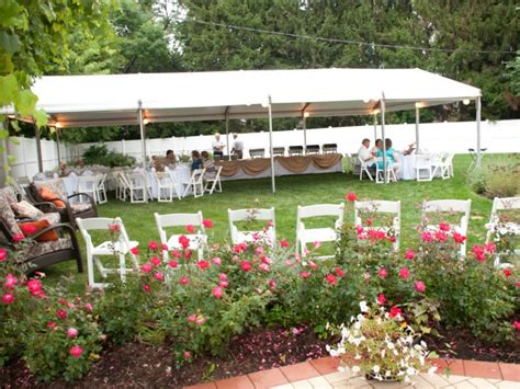 Backyard Wedding Ideas On A Budget Party Patter 50th Wedding Anniversary Ideas Darien Il