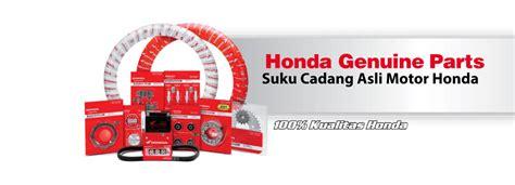 Spare Part Motor Honda Ahm genuin parts pt astra honda motor