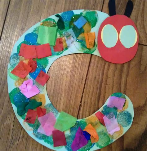 preschool craft projects hungry caterpiller crafts tag archives the