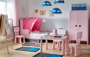 Ikea Kids Beds kid s bedroom with white walls and a light pink bed wardrobe and