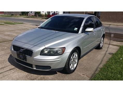 volvo cars for sale by owner used 2006 volvo s40 for sale by owner in new orleans la 70186