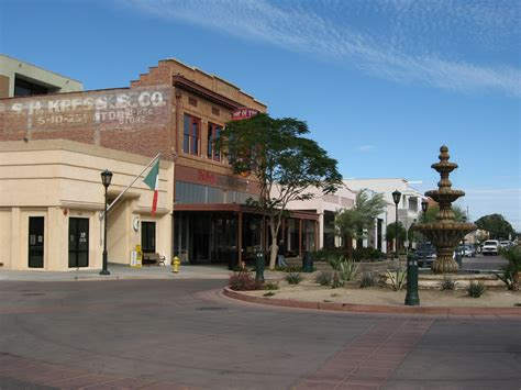 yuma az downtown yuma arizona 2 yuma is a city in and the