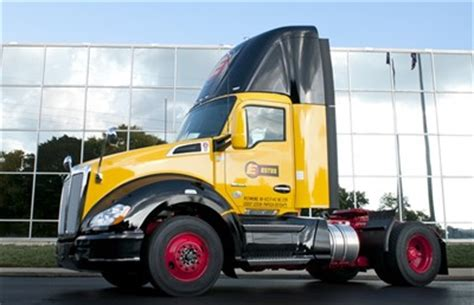 estes express lines drives fuel economy improvement  kenworth ts nexttruck blog