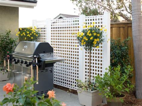 budget ideas  small outdoor spaces hgtv