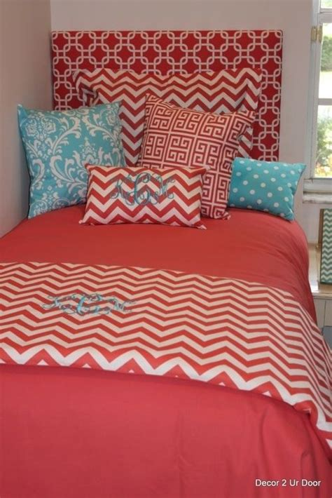 coral and blue bedding coral bedding bedding and blue and on pinterest
