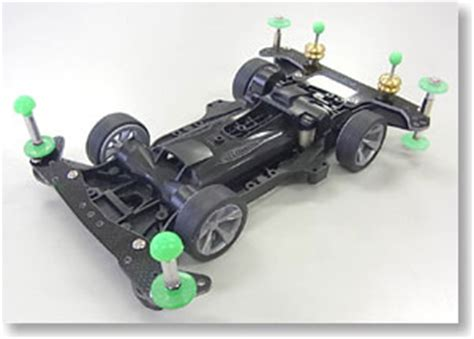 gp450 ar chassis try parts set mini 4wd hobbysearch mini 4wd store